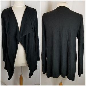 Tory Burch asymmetric cardigan  sweater